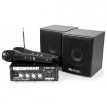 Karaoke Audio Set s MP3 a FM